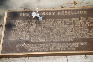 Whiskey Rebellion of 1794