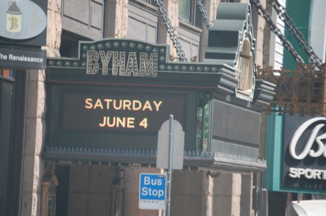 Old Byham Theater in Pittsburgh - built in 1903
