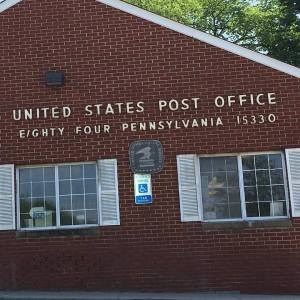Eighty Four, PA Post Office