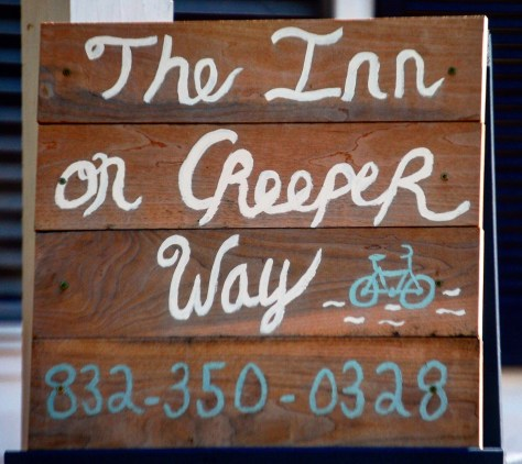 The Inn on Creeper Way - one of many B&B places on the Creeper Trail in Damascus
