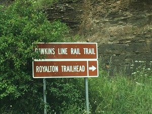 Royalton Trailhead