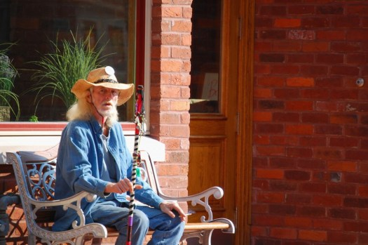 Old Man - Paducah, Kentucky