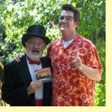 Dr. Demento and Antsy McClain
