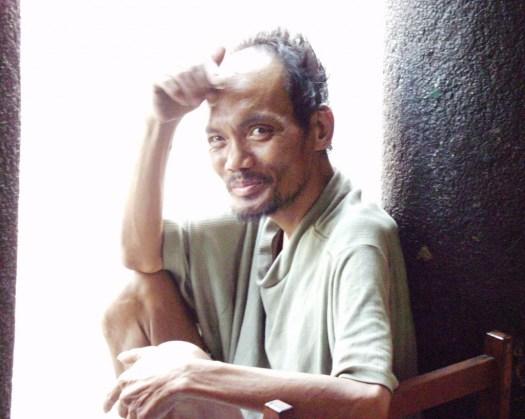 Street Person - Cebu