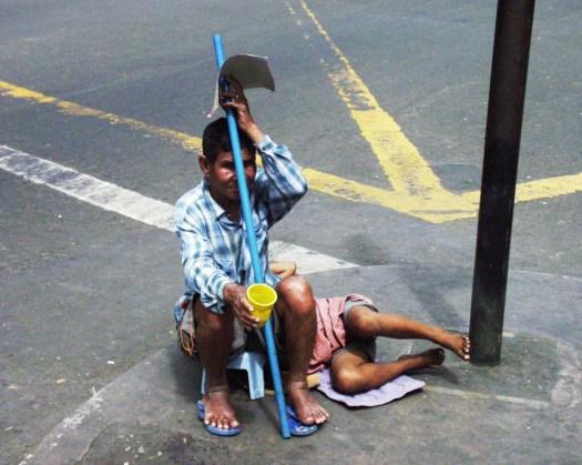 Begging Boy - Cebu