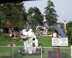 Windmill Hill - Big Dog