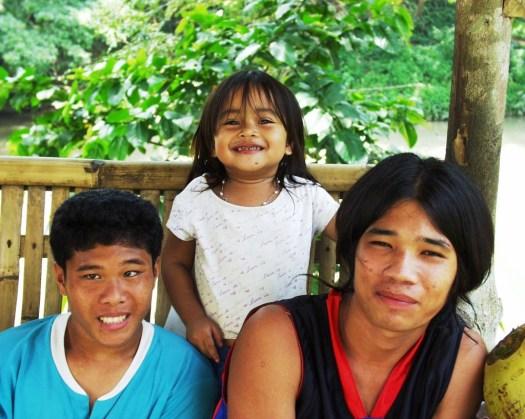 Family - Bohol Island