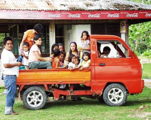 Bohol Truck - Bohol Island