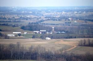 View from Scott Ridge