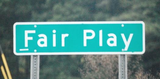 Fair Play, SC