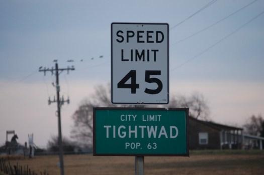 Tightwad, MO