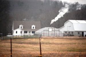 Amish House - Garrard County, KY