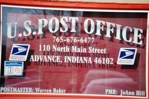 Advance Post Office
