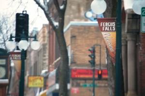 Downtown Fergus Falls