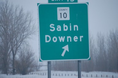 Downer, MN - Great description of the day