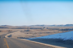 More scenery on the Enchanted Highway