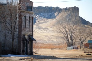 Old Store Front - Winnett, MT