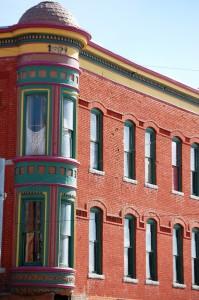 Colorful and Unique Architecture