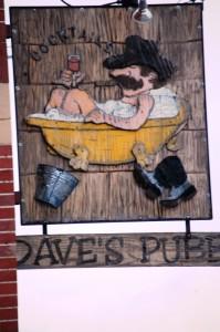 Dave's Pubb - Tetonia, ID