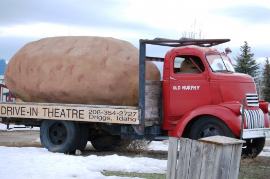 The Spud Truck - Driggs, ID