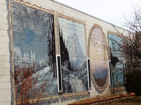 More murals from downtown Rexburg