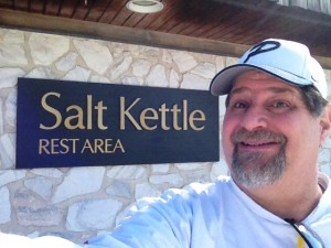 Salt Kettle Rest Area, near Oakwood, IL