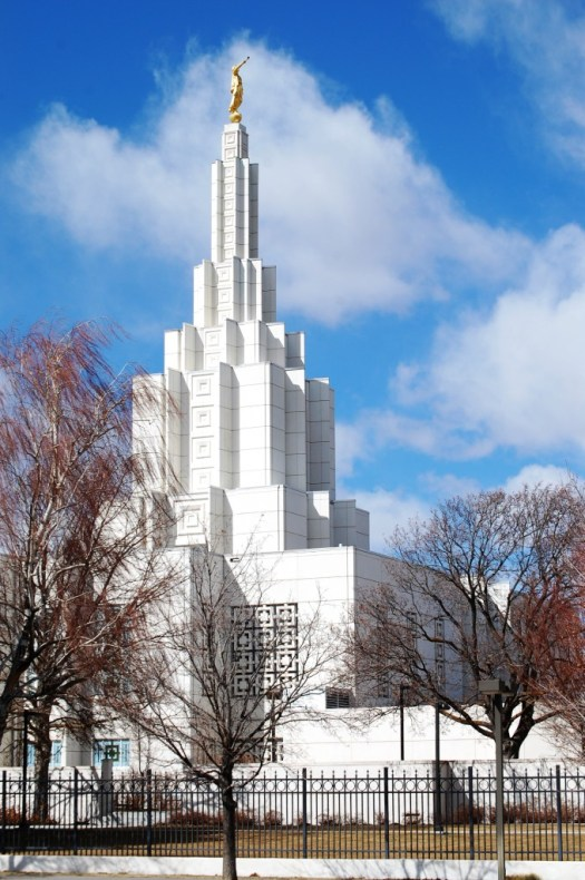 Idaho Falls Temple of the LDS Church