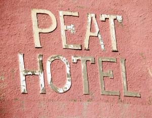 Peat Hotel - Lima, Montana