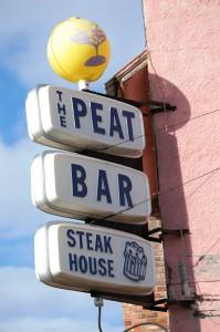 Peat Bar & Steak House