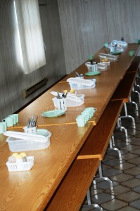 Communal Dining Room