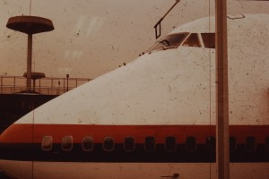 Leaving on a Jet Plane - the Japan Air Lines 747 from San Francisco, April 1976