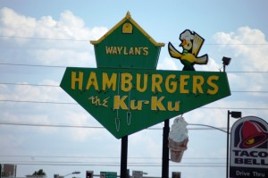 Waylan's Hamburgers - Home of the Ku-Ku - Commerce, Oklahoma