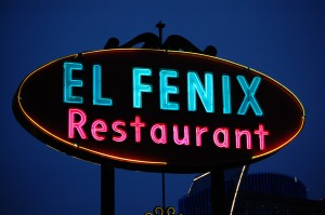 El Fenix Mexican Food - Dallas, Texas