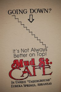 Mud St. Cafe Entrance