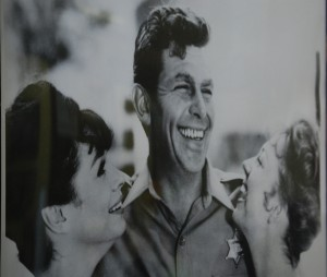Andy Griffith loved Snappy Lunch