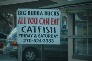 Big Bubba Bucks Catfish - Munfordville, KY