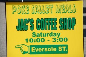 Jac's Coffee Shop - Harlan, Kentucky