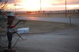 Frontier's Mailbox