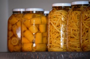 Hutterite Food Storage