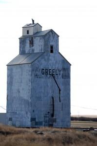 Abandoned Grain Elevator - Joplin, Montana