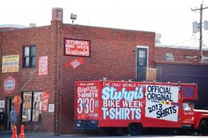 Sturgis T-Shirt Shop