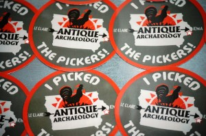 Antique Archaeology, home of American Pickers