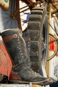 Old boots and stuff - Antique Archaeology