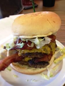 Big Jud's 1 Lb Burger
