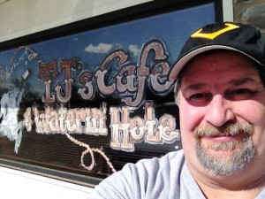 J J's Cafe in Newell, SD