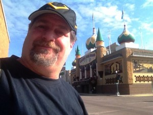 Sumoflam at the Corn Palace