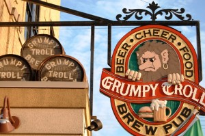Grumpy Troll Brew Pub and Restaurant