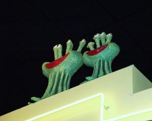 Aliens everywhere!!