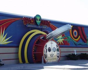 Space Aliens Grill & Bar - Fargo, ND