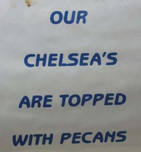 Chelseas were the specialty